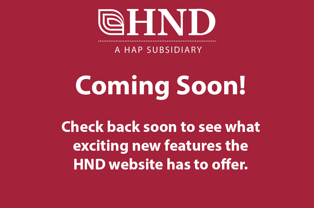 HND Coming Soon Banner