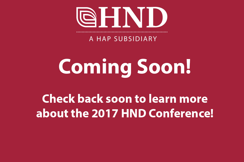 HNDC - Coming Soon Banner