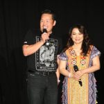 Tou Ger Xiong with Tsabmim Xiong