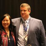 Bao Vang and Chris Petersen
